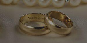 rings engravings