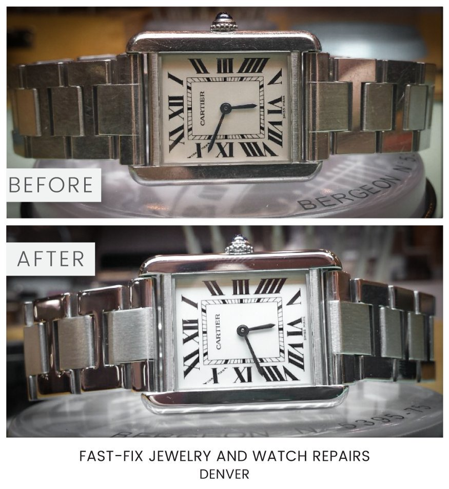 Watch Repaired by Fast-Fix Co
